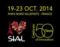 Visit our booth in SIAL Paris in Hall 5A D016